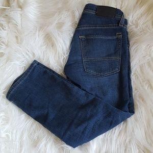 Levis Navy Blue Denim joggers/jeans